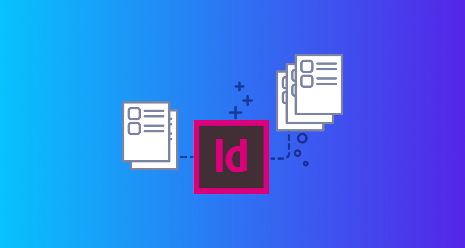 Indesign labelled pages exporter