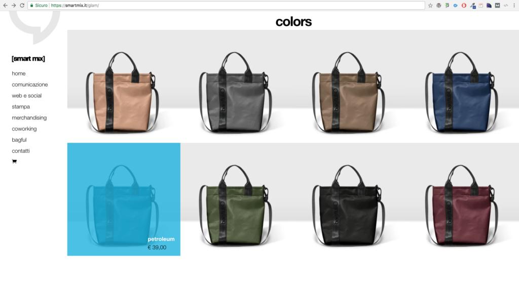 Scegliere la borsa
