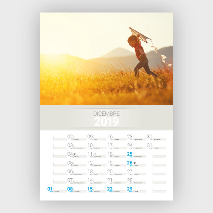 Calendario 2020 Con Santi E Festivita.Smart Calendar Come Creare Un Calendario Con Indesign Con
