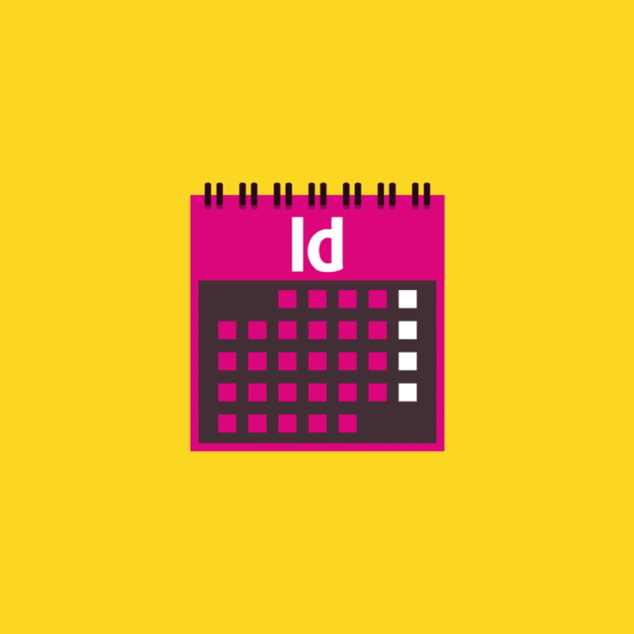 Crea calendario indesign