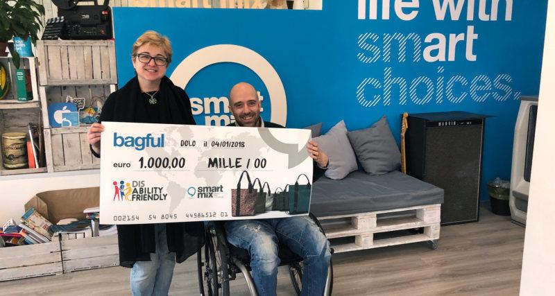 Donazione disability friendly
